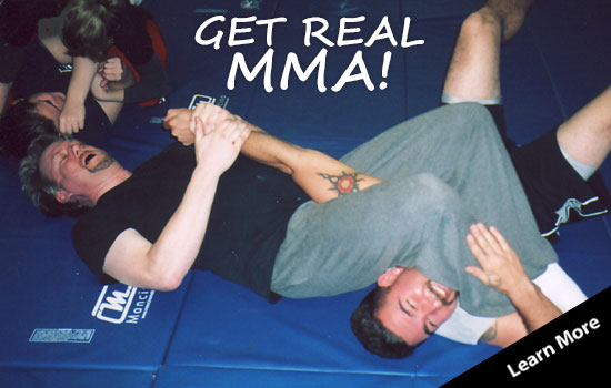Get Real Mixed Martial Arts